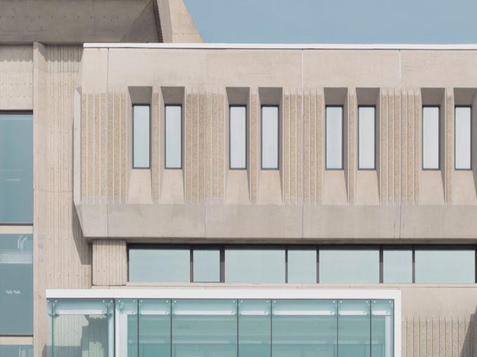 (WIP) Hommage au béton dans l'architecture montréalaise.